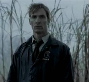 """True Detective"" avec Matthew McConaughey et Woody Harrelson."