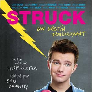 """""""Struck"""" (""""Struck by Lightning"""" en version originale) sort aujourd'hui au cinéma et raconte l'histoire d'un lycéen prêt à tout pour quitter sa ville et devenir journaliste... quitte à se mettre au chantage !"""