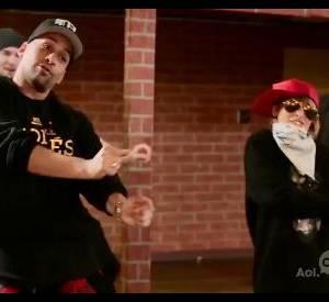 """Dans cet épisode de """"Candidly Nicole"""", la star se métamorphose et danse avec des pros du hip hop."""