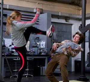 """""""Kick Ass 2"""" : la vidéo dans les coulisses."""
