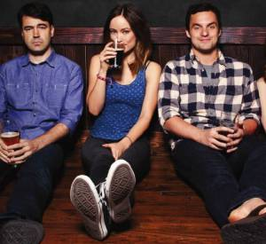 """Driking Buddies"", le trailer avec Olivia Wilde, Anna Kendrick et Jake Johnson."