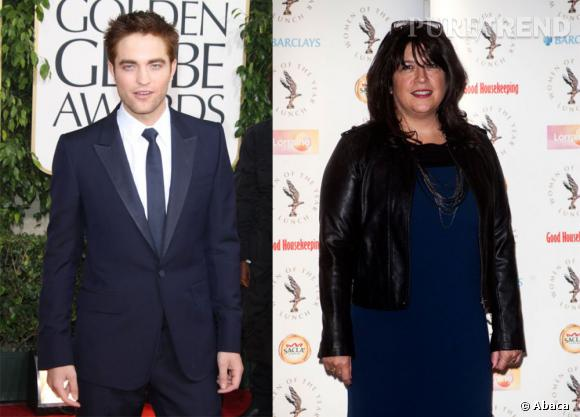 Robert Pattinson invite l'auteure E.L James à faire la fête avec lui.