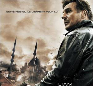 """Liam Neeson à l'affiche de """"Taken 2"""", sorti le 3 octobre dernier."""