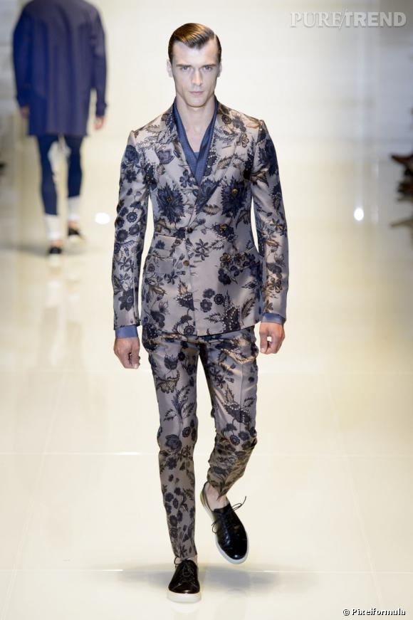Best-of de la Fashion Week Homme Printemps-Eté 2014 Défilé Gucci