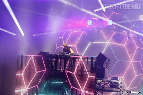 David Guetta assure le show final de l'édition 2013 des Solidays à l'hyppodrome de Longchamp?