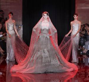 Haute Couture : les robes de mariees Automne-Hiver 2013/2014