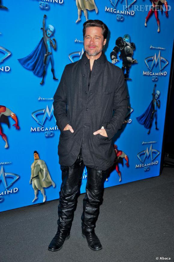 Le flop ovni   : Brad Pitt en lice pour incarner d'Artagnan ?