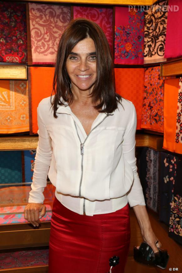 Loewe dévoile le nouveau design de sa boutique à Paris avec Carine Roitfeld