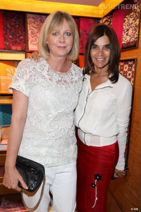Loewe dévoile le nouveau design de sa boutique à Paris avec Lisa Montague & Carine Roitfeld