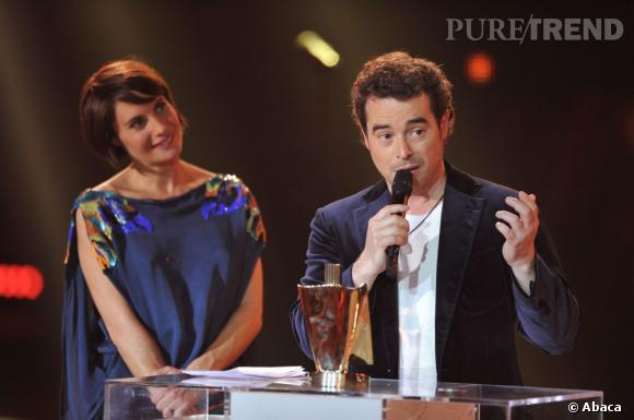 Selon Pierre Block de Friberg, l'animatrice, ici aux Victoire de la musique 2012, présentra également des émissions événementielles.