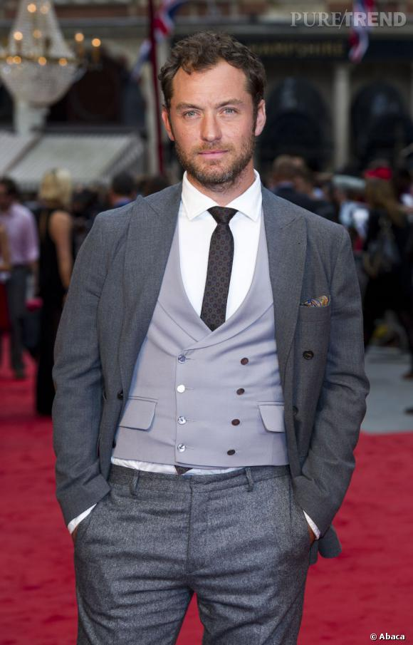 Jude Law, homme moderne pour Vogue Eyewear