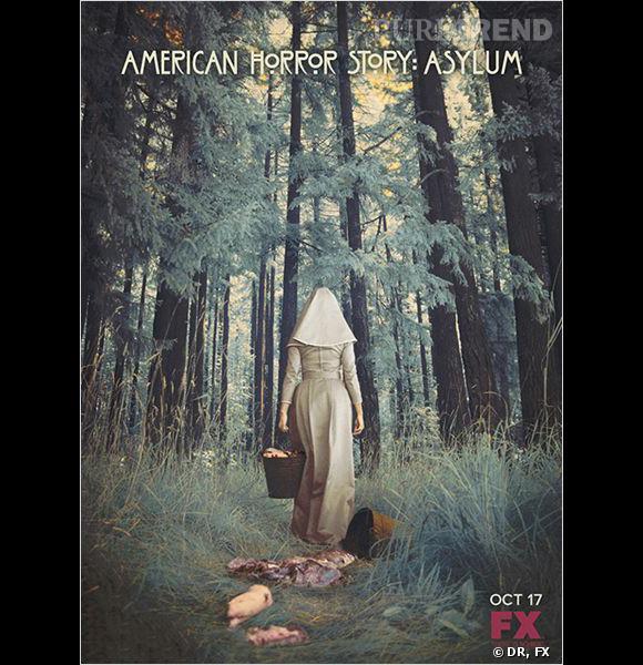 """""""American Horror Story : Asylum"""" remporte tous les suffrages avec 17 nominations !"""