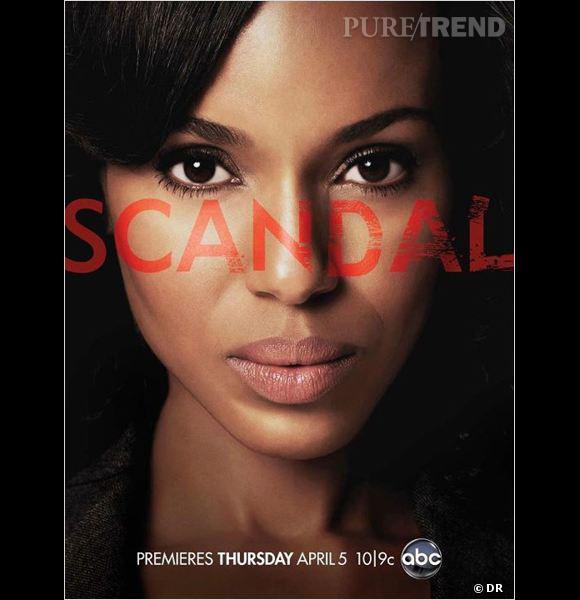 """Kerry Washington pourrait bien remporter le prix de la meilleure actrice dans une série dramatique grâce à """"Scandal""""."""