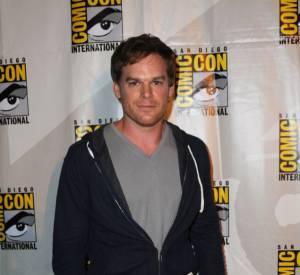 Michael C. Hall, sûrement l'acteur le plus attendu en cette première journée de Comic-Con 2013 à San Diego.