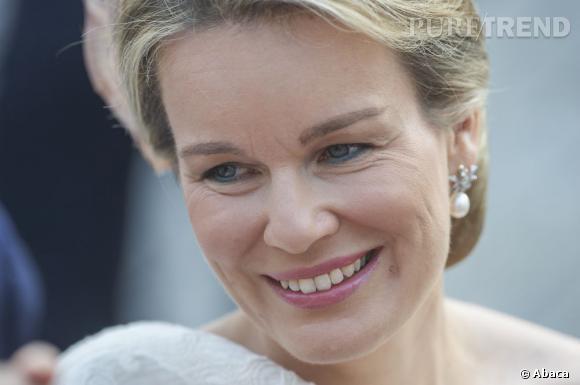 Le nouvel atout de la monarchie Belge : sa reine Mathilde.