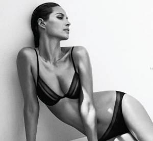 Christy Turlington en sous-vetements pour Calvin Klein