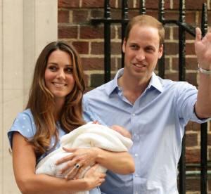 Bebe de Kate Middleton : et le prenom est...