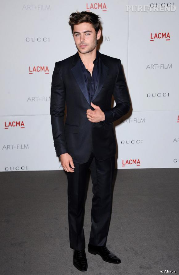 Zac Efron, le mieux reconverti des stars Disney.