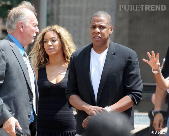 Beyoncé et Jay-Z se sont rendus au rassemblement en souvenir de Trayvon Martin. On suppose donc que le couple fait partie des artistes qui boycottent la Floride.