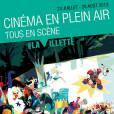 Cinéma en plein air de La Villette. Jusqu'au 28 août 2013.