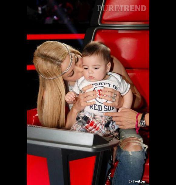 Milan et Shakira, déjà complices.