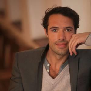 Nicolas Bedos, nouveau chroniqueur au magazine ELLE.
