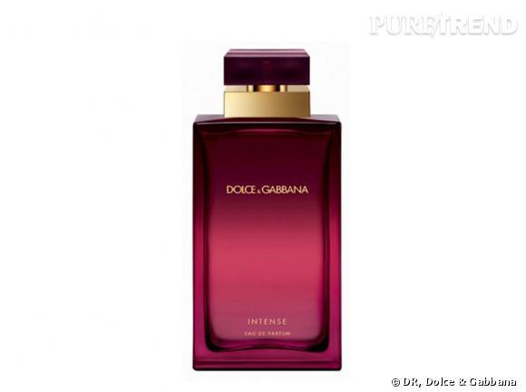 Intense, le nouveau parfum de Dolce & Gabbana.