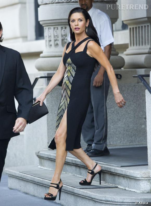 Le divorce de Catherine Zeta-Jones et Michael Douglas n'est pour l'instant qu'une rumeur...
