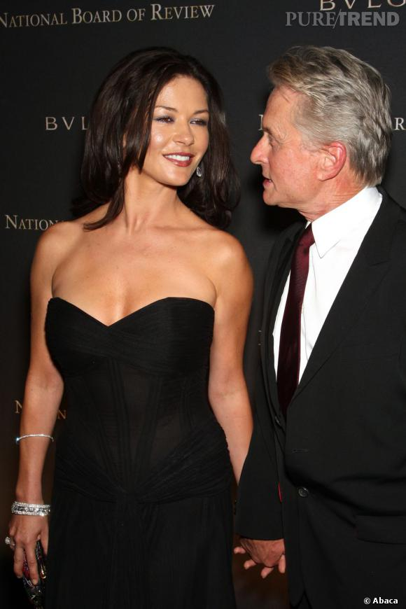 Catherine Zeta-Jones et Michael Douglas seraient en plein milieu d'un divorce...