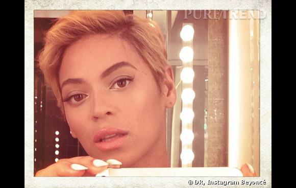 Bye bye les longueurs, Beyoncé est passée à la coupe garçonne !