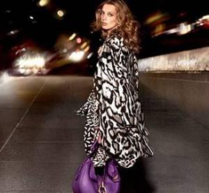 Carine Roitfeld, styliste pour la derniere campagne Diane von Furstenberg