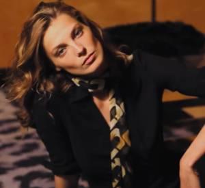 Vidéo de la campagne Automne-Hiver 2013/2014 Diane von Furstenberg avec Daria Werbowy et dont le stylisme est signé Carine Roitfeld.
