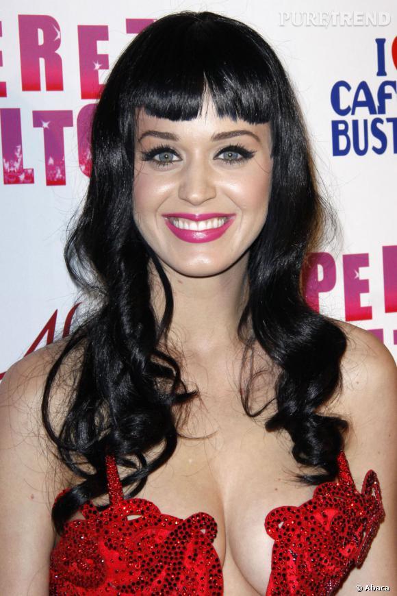 Katy Perry n'est vraiment pas pudique.