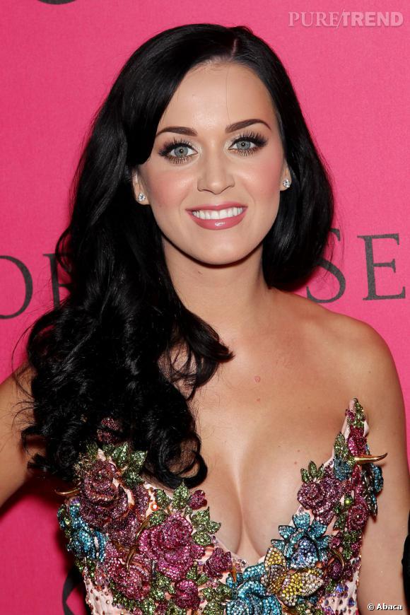 Katy Perry n'a pas peur de déconcentrer ses interlocuteurs.