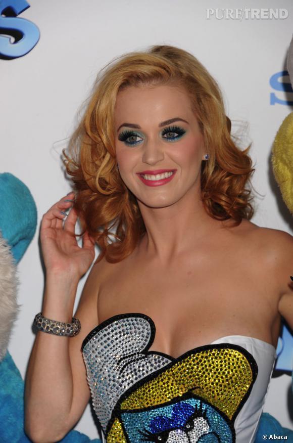 Katy Perry, presque soft.