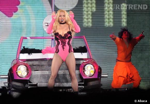 Britney Spears, à quand la tournée mondiale ?