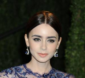Lily Collins : le canon de beaute de ''Mortal Instruments'' en 19 looks