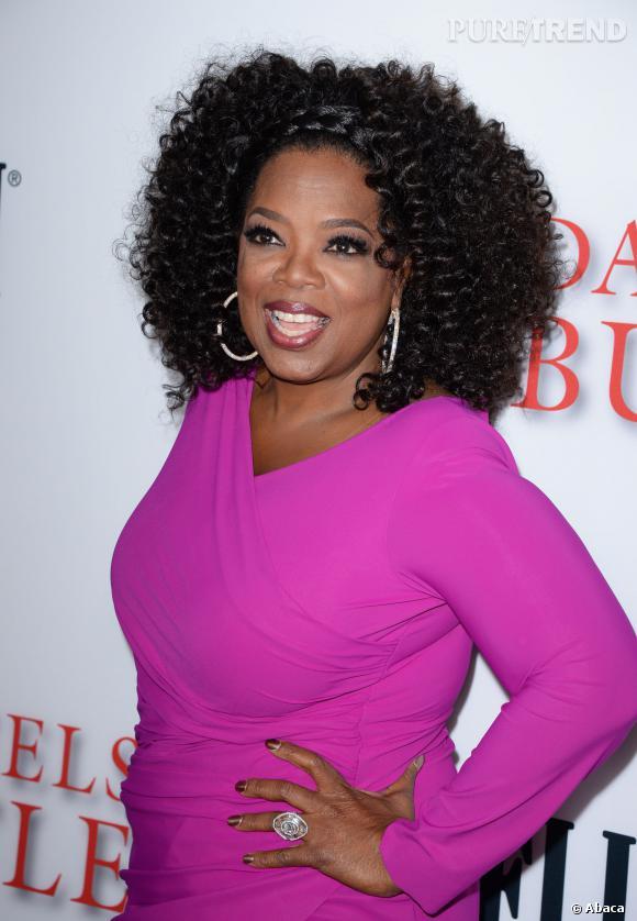 Oprah Winfrey - Gourou de la télévision : 77 millions de dollars.