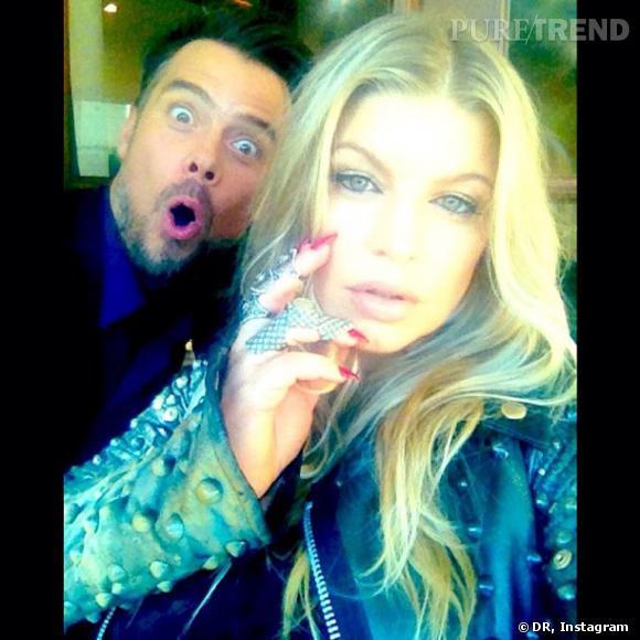 Fergie et son mari Josh Duhamel sont parents d'un petit garçon, Axl Jack.