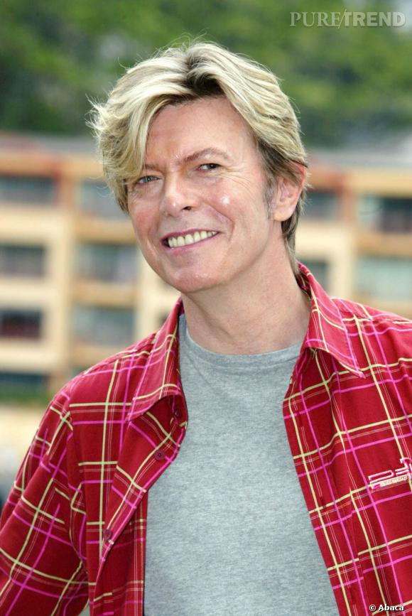 David Bowie, la nouvelle icône de la musique de Maje.