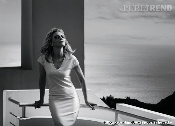 Peter Lindbergh pour Silhouette