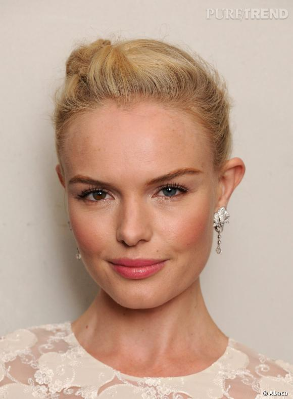 Kate Bosworth fan du teint zéro défaut.