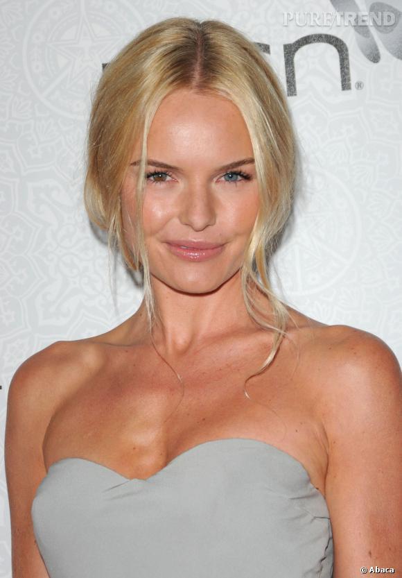 Kate Bosworth et son teint hâlé impeccable.