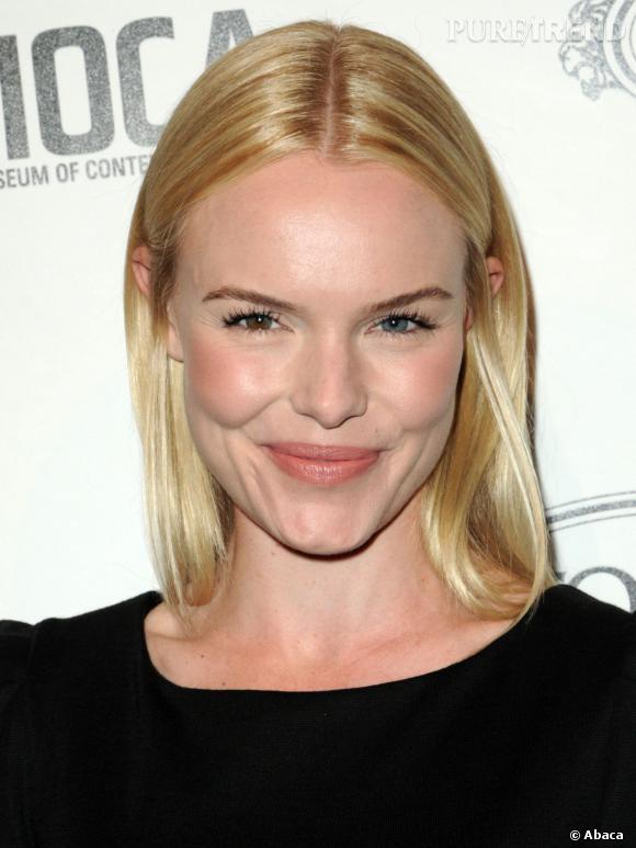 Kate Bosworth accro au blush.