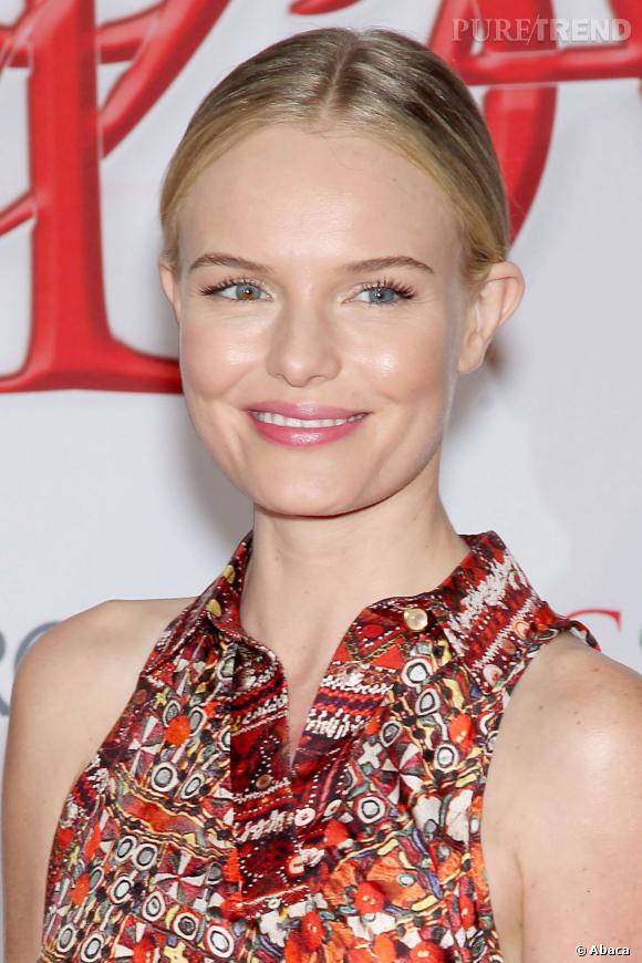 Kate Bosworth mise souvent sur des make-up nude.