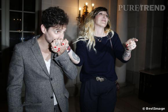 Daphné et Gunther, les plus amoureux de la soirée ?
