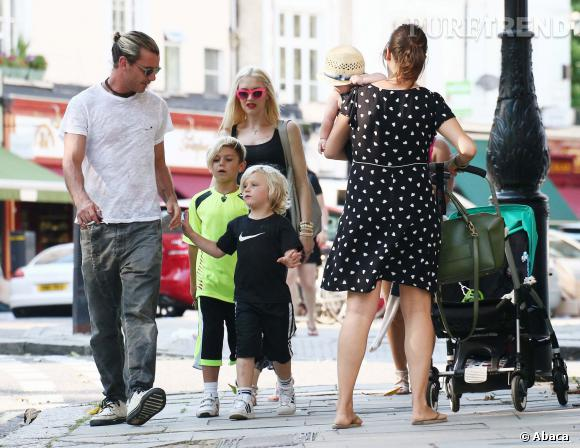 Gwen Stefani est déjà maman de Kingston et Zuma.
