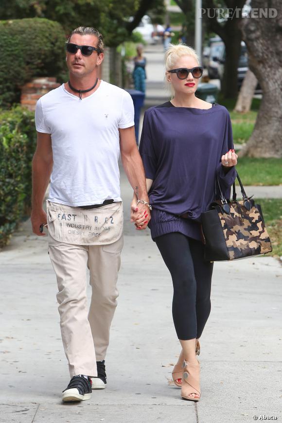 En couple depuis 1995, Gwen Stefani et Gavin Rossdale se sont mariés en 2002.