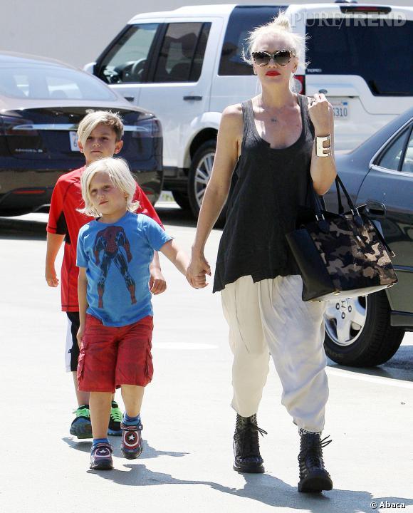 Gwen Stefani, enceinte ? La rumeur place depuis début août.