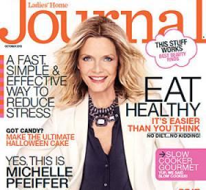 Michelle Pfeiffer : a 55 ans, plus besoin d'etre jeune et belle !